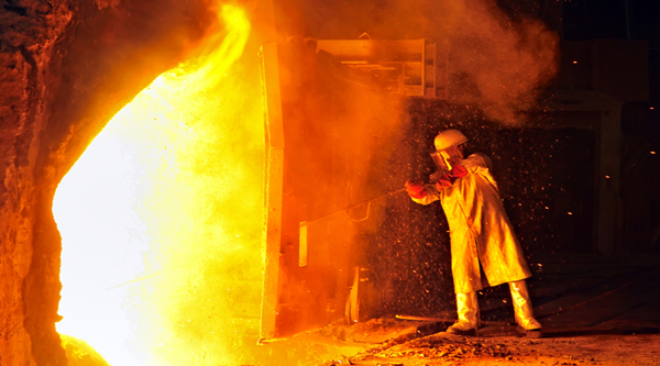Iron Ore Furnace